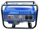Бензиновый генератор Mikkeli GX3500 (2700 Вт)