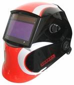 Сварочная маска Aurora Sun-7 (черный/белый/красный)