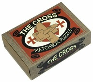 Головоломка Professor Puzzle Matchbox Puzzle The Cross (MX1238)
