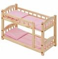 PAREMO Кукольная кроватка двухъярусная (PFD116-04)