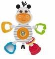 Подвесная игрушка Chicco Зебра (7202)