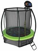 Каркасный батут Hasttings Air Game Basketball 8ft 244х244х230 см