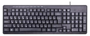 Клавиатура Ritmix RKB-155 Black USB