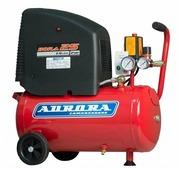 Компрессор безмасляный Aurora BORA-25 безмасляный, 24 л, 1.5 кВт