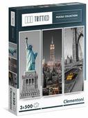 Набор пазлов Clementoni Trittico Легенды Нью-Йорка (39305)