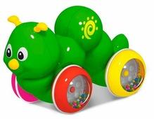 Каталка-игрушка Stellar Гусеница (01393)