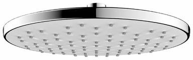 Верхний душ встраиваемый Clever Hidroclever Rociadores 60306 хром