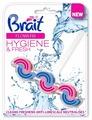 Brait туалетный блок Hygiene & Fresh Flowers