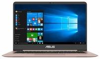 "Ноутбук ASUS Zenbook UX410UF (Intel Core i5 8250U 1600 MHz/14""/1920x1080/8GB/256GB HDD+SSD/DVD нет/NVIDIA GeForce MX130/Wi-Fi/Bluetooth/Windows 10 Home)"