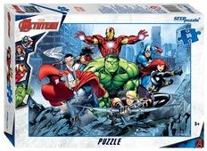 Пазл Step puzzle Marvel Мстители - 3 (91164), 35 дет.