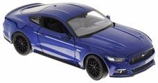 Легковой автомобиль Welly Ford Mustang GT (24062) 1:24 17 см