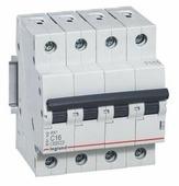 Автоматический выключатель Legrand RX3 4P (C) 4,5kA