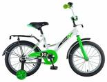 Детский велосипед Novatrack Strike 14 (2018)