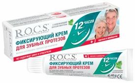 R.O.C.S. крем для протезов Фиксирующий