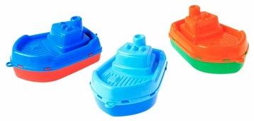 """Игрушка для ванной Полесье Кораблик """"Волна"""" (36681)"""