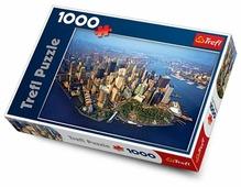 Пазл Trefl Нью-Йорк (10222), 1000 дет.