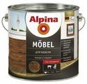 Лак Alpina Mobel глянцевый (2.5 л)