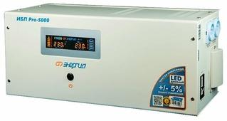 Интерактивный ИБП Энергия Pro 5000