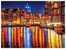 Пазл Clementoni High Quality Collection Амстердам (35037), 500 дет.