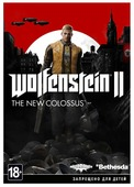 Bethesda Softworks Wolfenstein II: The New Colossus