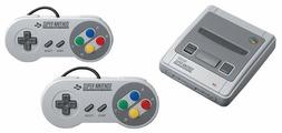 Игровая приставка Nintendo Classic Mini: Super Nintendo Entertainment System