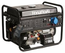 Бензиновый генератор Hyundai HHY 9000FE ATS (6000 Вт)