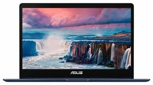 """Ноутбук ASUS ZenBook 13 UX331UA-EG005T (Intel Core i5 8250U 1600 MHz/13.3""""/1920x1080/8GB/256GB SSD/DVD нет/Intel UHD Graphics 620/Wi-Fi/Bluetooth/Windows 10 Home)"""