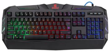 Клавиатура Defender Werewolf GK-120DL RU RGB