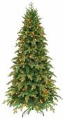 Triumph Tree Ель Шервуд Премиум Cтройная (лампы)