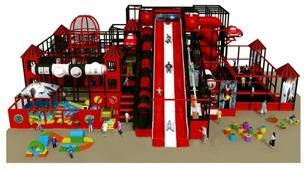 Спортивно-игровой комплекс Robotic Retailers 3022