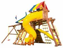 Домик Rainbow Play Systems Sunshine Castle V RYB Light