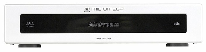 Сетевой аудиоплеер Micromega ARIA AirDream