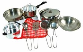Набор посуды ABtoys Помогаю маме PT-00265 (WK-B0954)