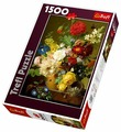 Пазл Trefl Натюрморт с цветами (26120), 1500 дет.