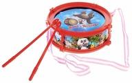 Играем вместе барабан Маша и Медведь (свет) B672011-R2
