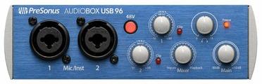 Внешняя звуковая карта PreSonus AudioBox USB 96