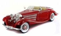 Легковой автомобиль Maisto Mercedes-Benz 500 K Typ Specialroadster 1936 (36862) 1:18