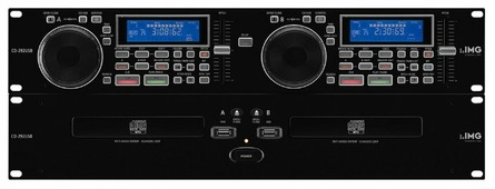 DJ CD-проигрыватель IMG Stageline CD-292USB