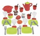 Набор продуктов с посудой Ecoiffier Chef 2603
