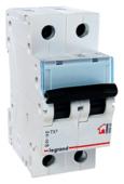 Автоматический выключатель Legrand TX3 2P (C) 6kA
