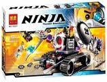 Конструктор BELA Ninja 10221 Разрушитель