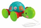 Каталка-игрушка Fisher-Price Черепашка (Y8652)