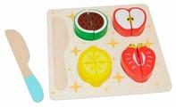 Набор продуктов с посудой Mapacha Фрукты 76682