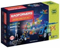 Магнитный конструктор Magformers Deluxe 710011 Умный мастер