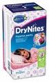 Huggies трусики Холодное сердце DryNites для девочек 4-7 (17-30 кг) 10 шт.