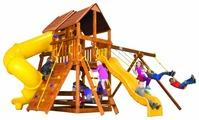 Домик Rainbow Play Systems Carnival Clubhouse 2017 V RYB