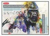 Альбом для акварельных карандашей Derwent Watercolour Pads 42 х 29.7 см (A3), 300 г/м², 12 л.