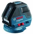 Лазерный уровень BOSCH GLL 3-50 Professional + L-BOXX 136 + BM 1 Professional + LR 2 (0601063803)