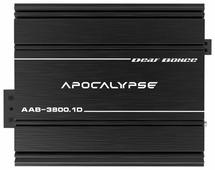 Автомобильный усилитель Alphard Apocalypse AAB-3800.1D