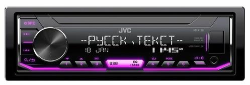 Автомагнитола JVC KD-X155
